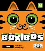 Box Buddies Boxibos Pets pack
