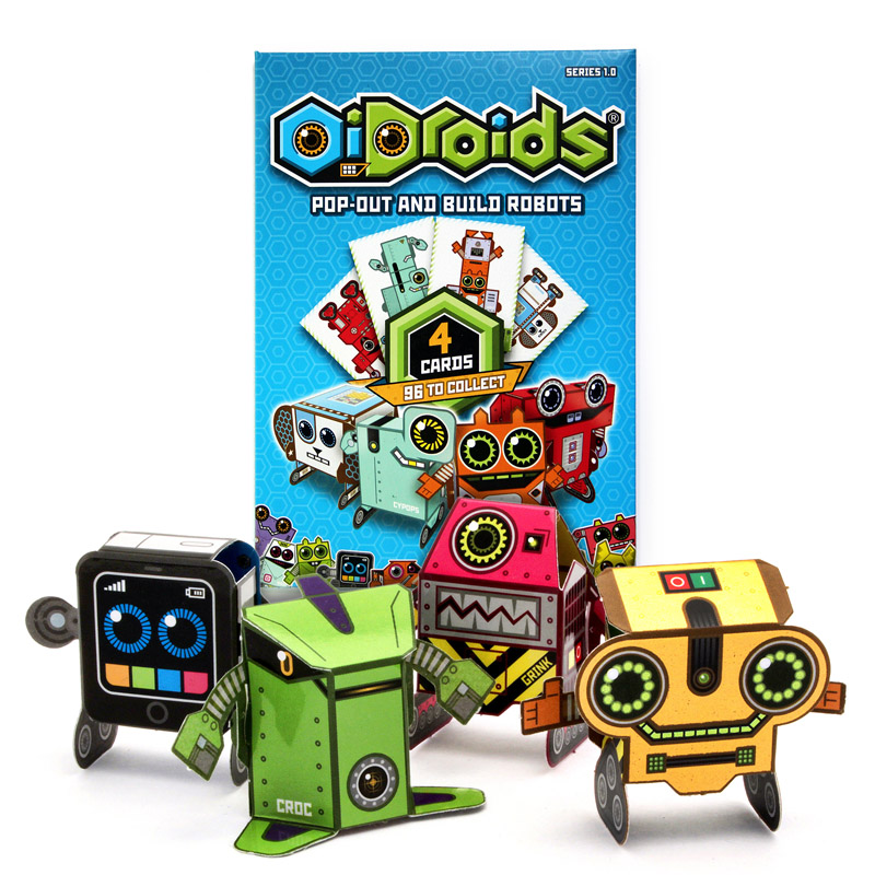 OiDroids 4 pack