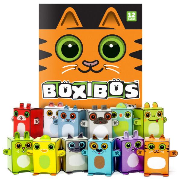 Box Buddies Boxibos Pets