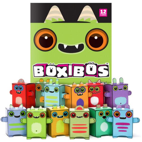 Box Buddies Boxibos Monsters