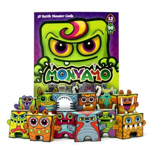 Monyamo pack and characters