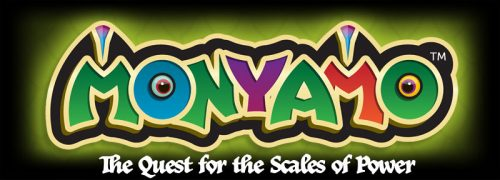 Monyamo The Quest for the Scales of Power